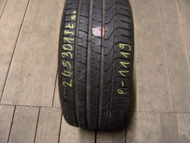 245/30/19 Pirelli P Zero RunFlat pojedynka