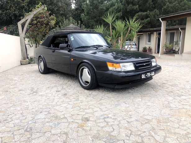 Saab 900 cabrio turbo 175cv