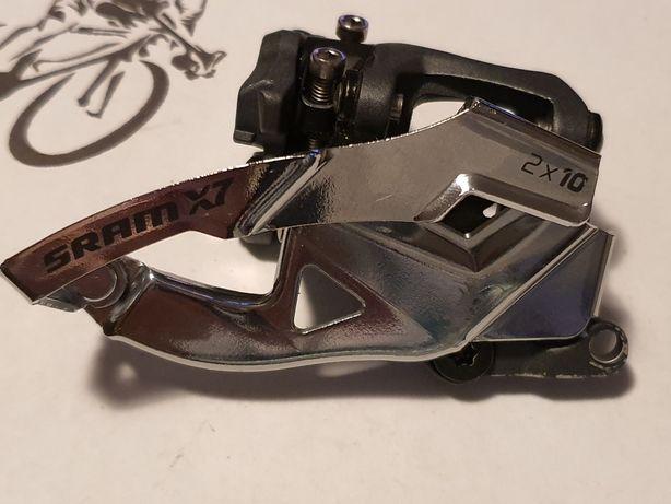 Przerzutka przednia SRAM X.7 36T / 38T S3 2x10