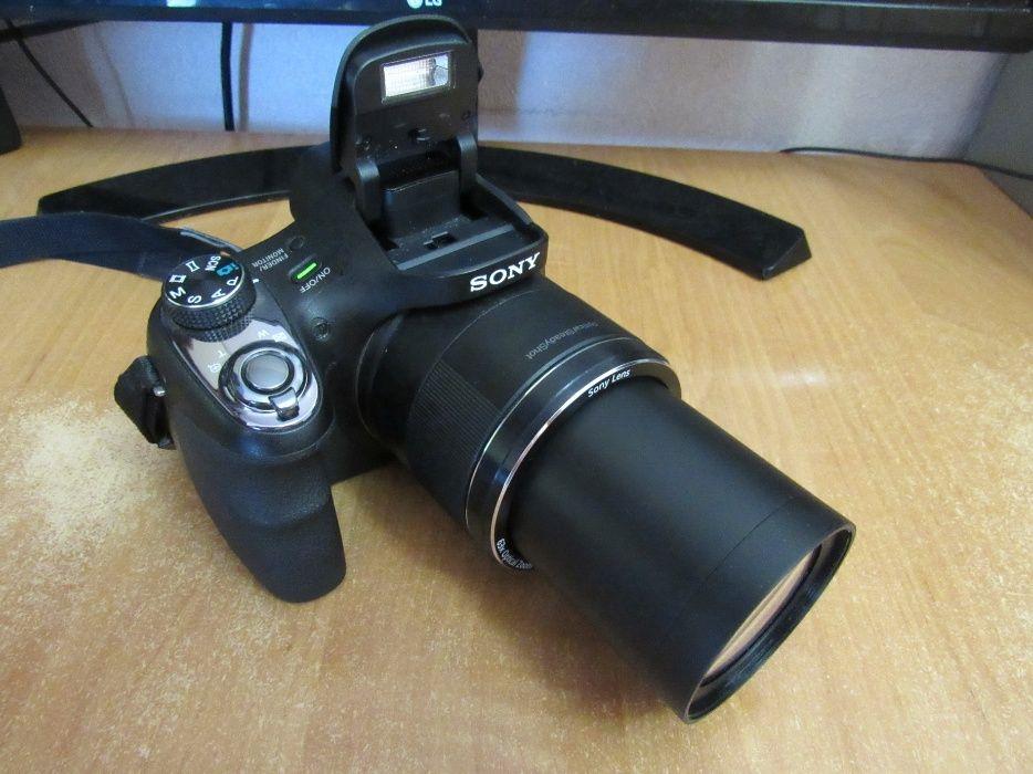 Цифровий фотоапарат Sony DSC-H400 +Заводська уп.+ Зарядне(Зум 63-x) Ровно - изображение 1