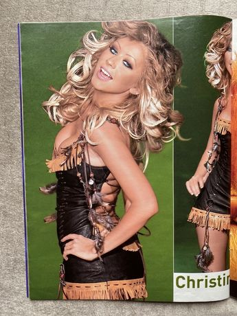 Christina Aguilera/In-Grid PLAKAT POPCORN