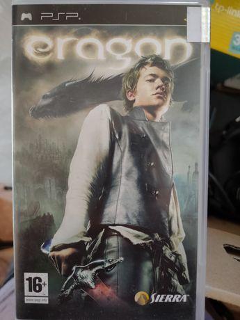Jogo PSP Eragon com manual