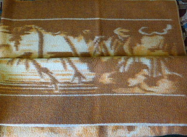 Одеяло шерстяное верблюжье 2 х 145 см