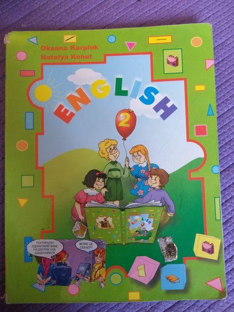 Учебник по английскому 2 клас/английский 1-3 клас/английский для детей