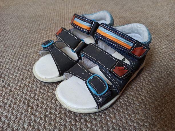 Sandałki Bobbi Shoes, roz. 21