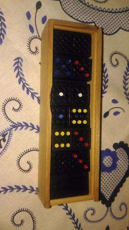 2 jogos de dominó Ja antigos