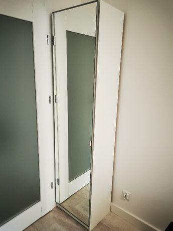 Nowa szafa z lustrem Ikea