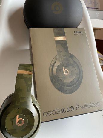 Beats studio 3 wireless (camo collection)ultimo preço