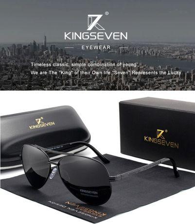 KINGSEVEN spolaryzowane okulary przeciwsłoneczne UV400