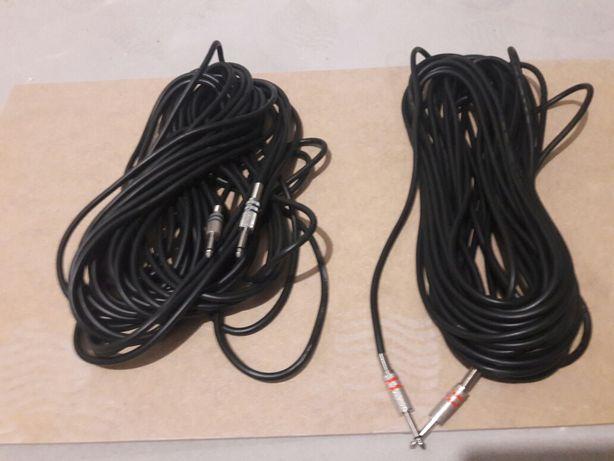 2 xprzewód Jack Jack głośnikowy Audio Line 20m