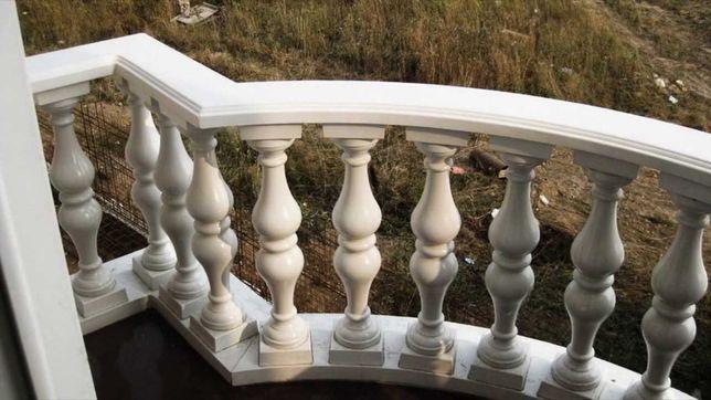 Лепка и декор, из высоко прочного гипса и бетона