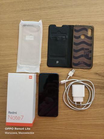 Xiaomi Redmi Note 7 na gwarancji