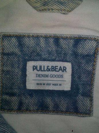 Джинсовая куртка Pull&Bear Pull and Bear