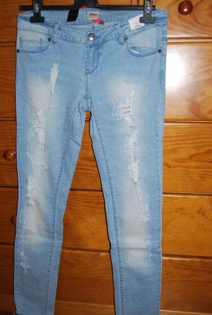 jeans ONLY novas com etiqueta W31/L34