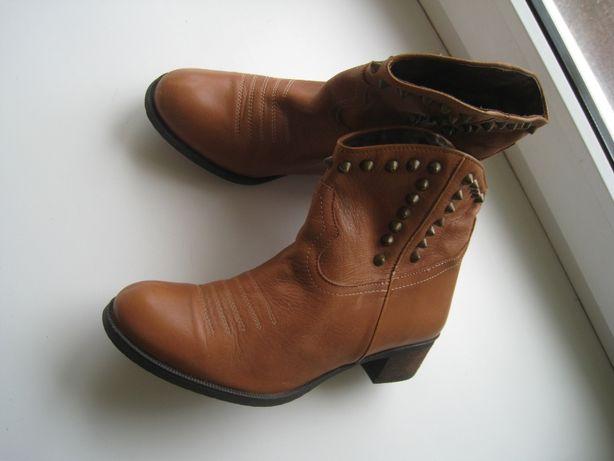 женские демисезонные ботинки Alba Moda (Испания) р.38-39 - 25,3см