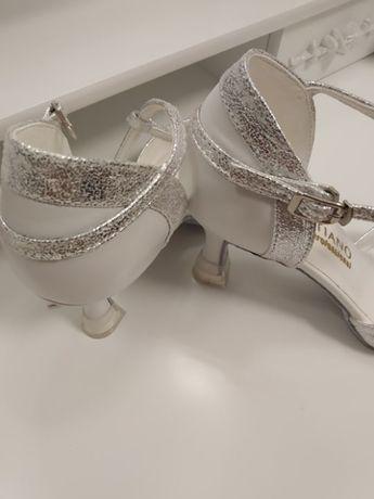Buty taneczne ślubne Sensatiano