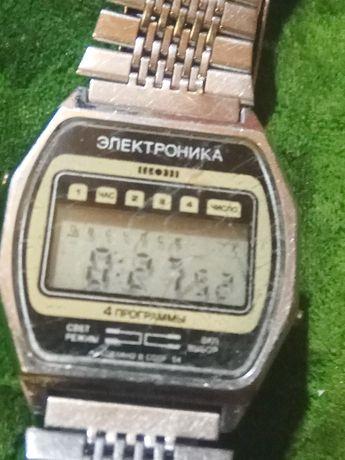 часы электроника 54 СССР