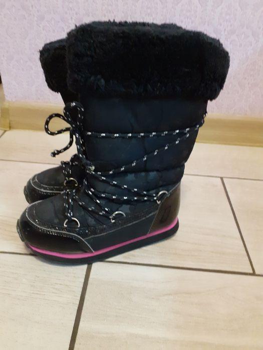 Тёплые термо сапожки сапоги девочке Херсон - изображение 1