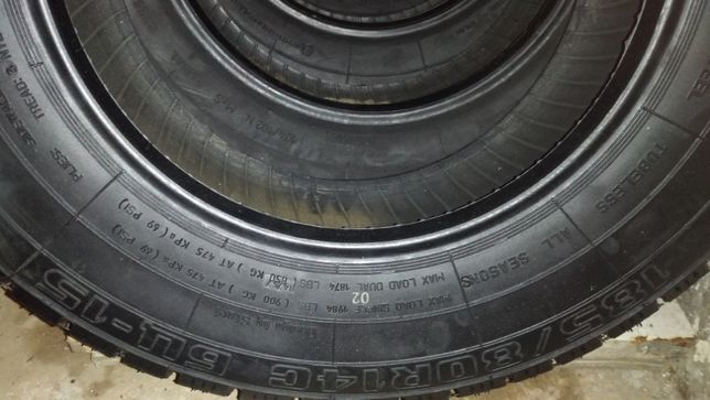 Всесезонные шины ROSAVA БЦ 15 185/80 R14C
