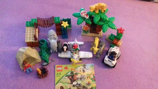 Lego Duplo 6156 Fotosafari