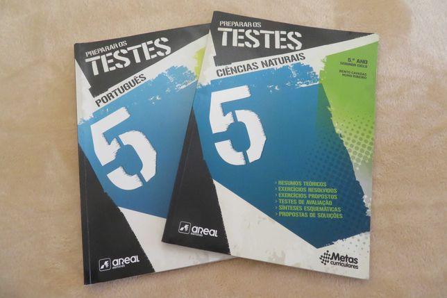 Preparar os Testes - 5º ano