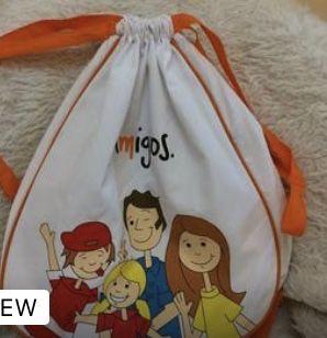 Сумка -рюкзак детский