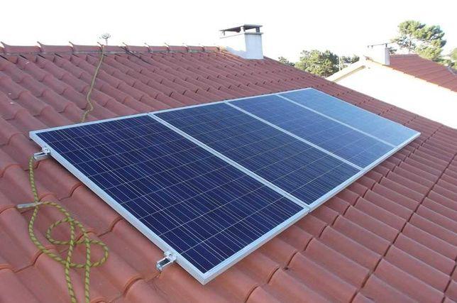Produza a sua eletricidade, pague 3€ por painel. Com fundo ambiental.