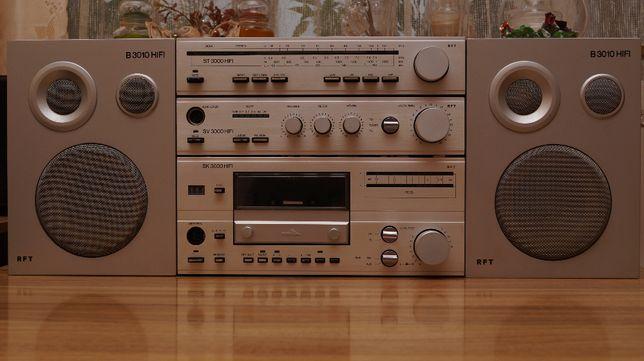 RFT 3000 HIFI музична система / центр / стійка