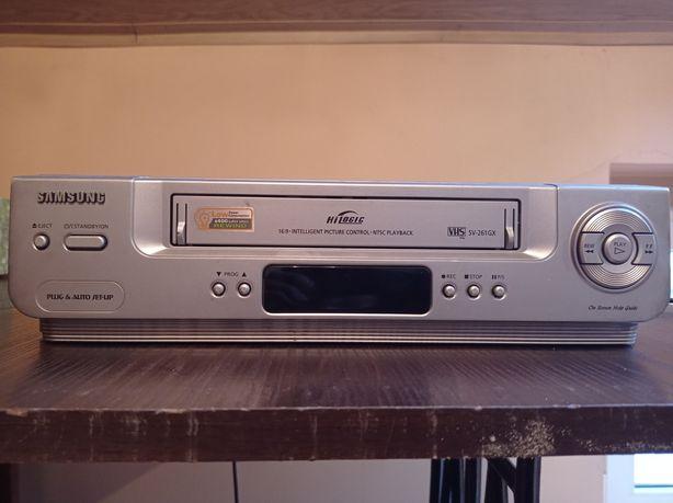 Samsung magnetowid VHS SV-261GX