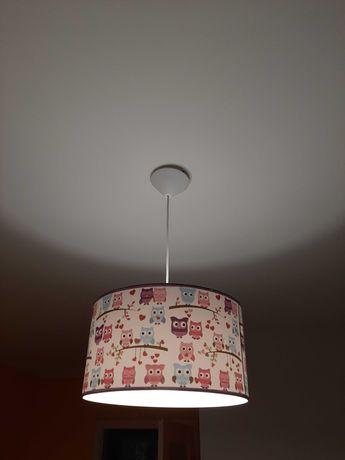 Lampa do pokoju dziecka.