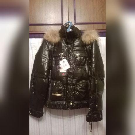 Куртка черная 48р