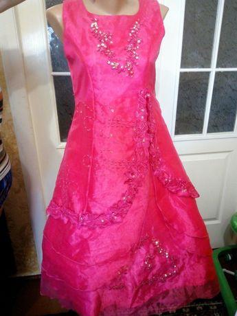 Платье на праздник, торжественное платье, карнавальный костюм