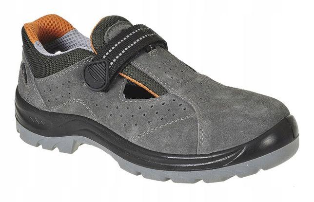 buty BHP letnie ROBOCZE PORTWEST FW42 r41 sandały