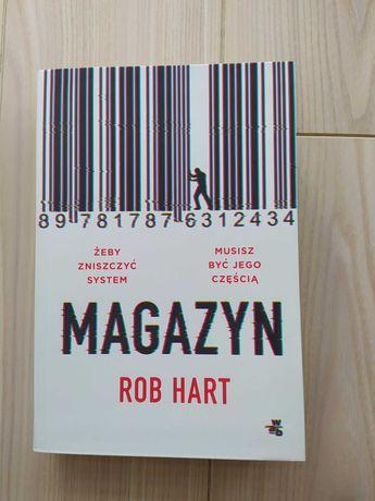 Magazyn. Rob Hart