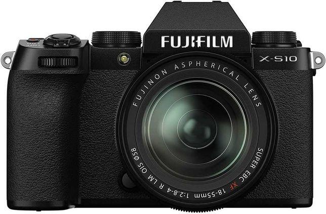 Fuji Fujifilm X-S10