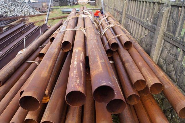Rury używane rura demontaż rura stalowa rury z odzysku stalowe pale