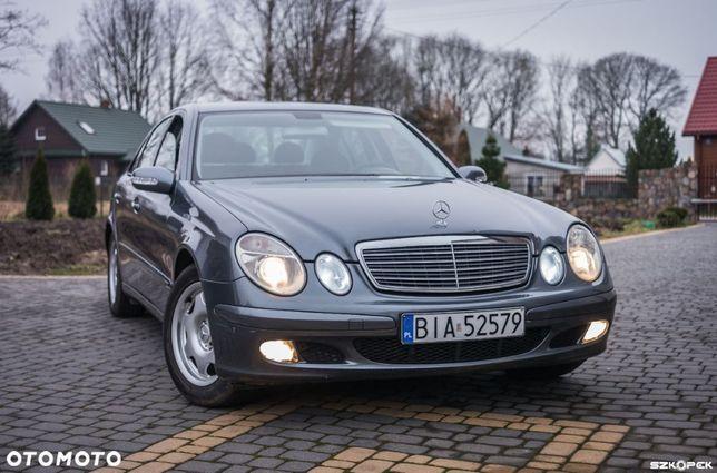 Mercedes-Benz Klasa E Mercedes E200 w211 stan bardzo dobry.