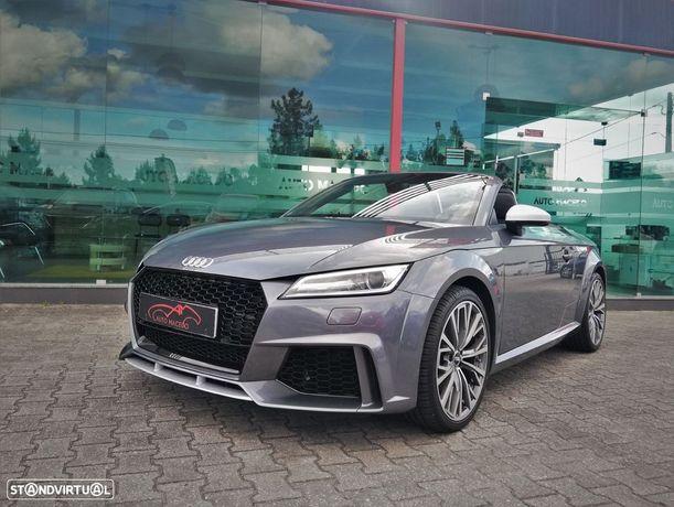 Audi TT Coupé 1.8 TFSI TTS BODY KIT