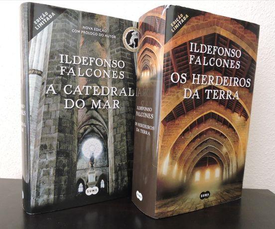 A Catedral do Mar - Livros de Idelfonso Falcones