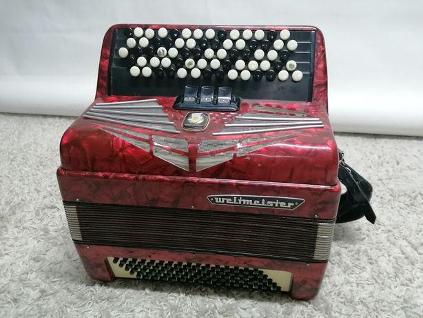 Akordeon guzikowy 96