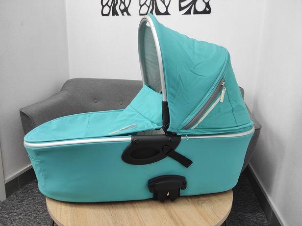 Z Lander gondola do wózków w kolorze Aqua
