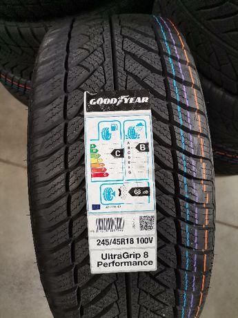 245/45R18 100V Goodyear ULTRA GRIP 8 PERFORMANCE XL FP * MO Nowe