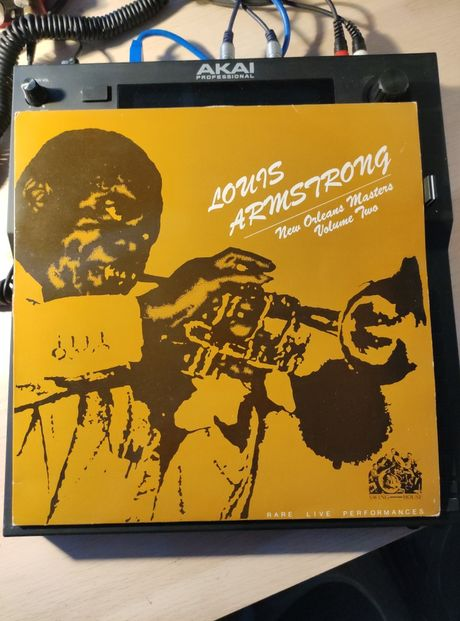 Louis Armstrong - New Orleans Masters - Vol. 2 (SWH-44)