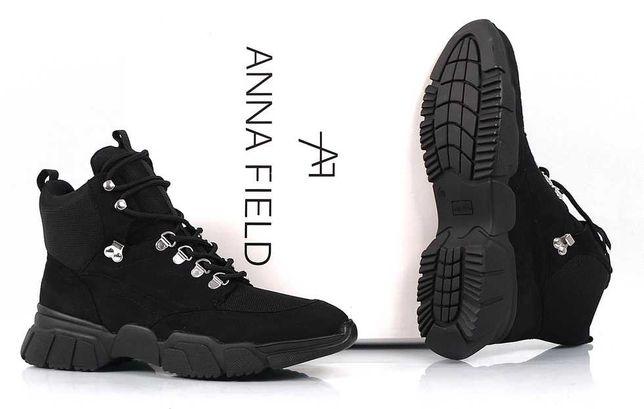 Anna Field Ankle boot Buty Sneakersy Wysokie Nowe 40/26CM