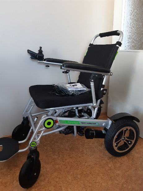 Wózek inwalidzki Airwheel H3S elektryczny składany