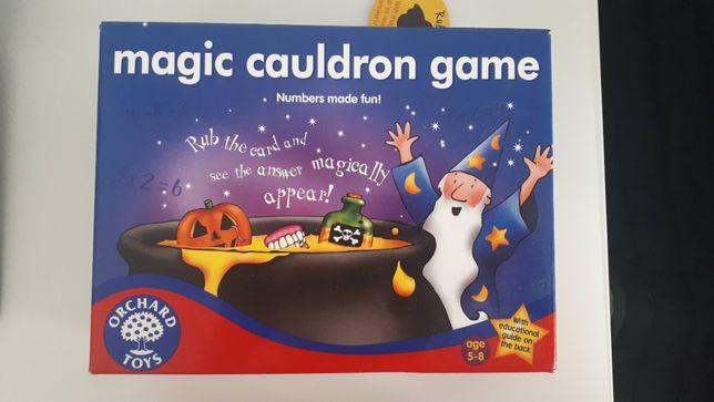 Magic Cauldron Game gra do nauki liczenia 5-8 lat