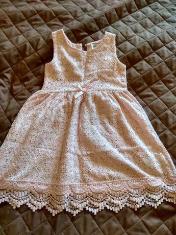 Sukienka 100/116 h&m