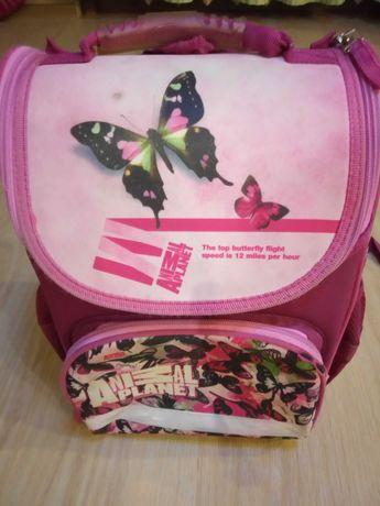 Рюкзак Kite розовый каркасный Цену снижено!
