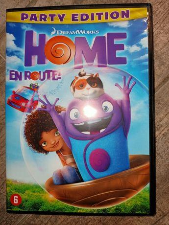 Home bajka po angielsku francusku niderlandzku dvd
