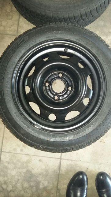 Felgi stalowe 5 1/2 Jx14 H2 np. Corsa B